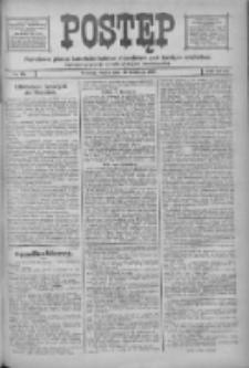 Postęp: narodowe pismo katolicko-ludowe niezależne pod każdym względem 1916.04.26 R.27 Nr95