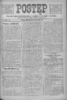 Postęp: narodowe pismo katolicko-ludowe niezależne pod każdym względem 1916.04.30 R.27 Nr99
