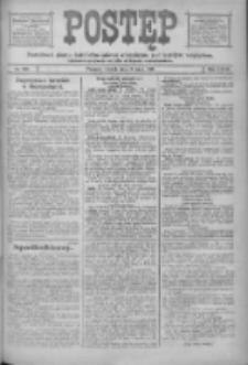 Postęp: narodowe pismo katolicko-ludowe niezależne pod każdym względem 1916.05.02 R.27 Nr100