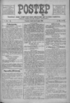 Postęp: narodowe pismo katolicko-ludowe niezależne pod każdym względem 1916.05.03 R.27 Nr101