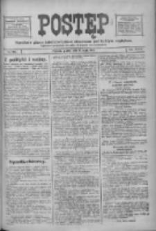Postęp: narodowe pismo katolicko-ludowe niezależne pod każdym względem 1916.05.12 R.27 Nr108
