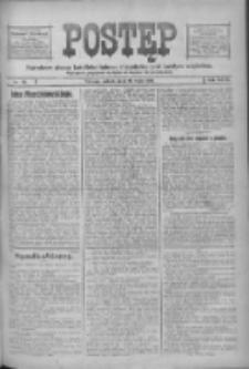 Postęp: narodowe pismo katolicko-ludowe niezależne pod każdym względem 1916.05.27 R.27 Nr121