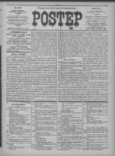 Postęp 1902.09.18 R.13 Nr215