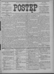Postęp 1902.10.11 R.13 Nr235