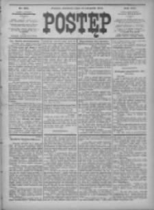 Postęp 1902.11.16 R.13 Nr265
