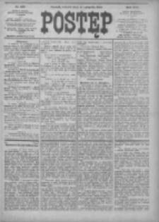 Postęp 1902.11.18 R.13 Nr266