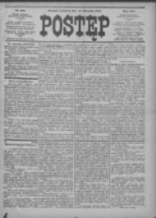 Postęp 1902.11.30 R.13 Nr276