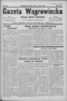 Gazeta Wągrowiecka: pismo ziemi pałuckiej 1934.03.03 R.14 Nr50