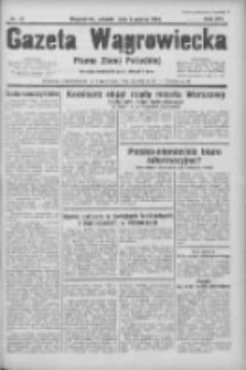 Gazeta Wągrowiecka: pismo ziemi pałuckiej 1934.03.06 R.14 Nr52