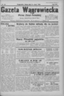 Gazeta Wągrowiecka: pismo ziemi pałuckiej 1934.03.14 R.14 Nr59