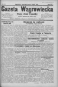 Gazeta Wągrowiecka: pismo ziemi pałuckiej 1934.03.15 R.14 Nr60
