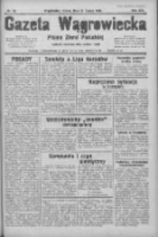 Gazeta Wągrowiecka: pismo ziemi pałuckiej 1934.03.21 R.14 Nr65