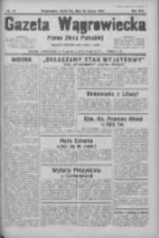 Gazeta Wągrowiecka: pismo ziemi pałuckiej 1934.03.29 R.14 Nr72