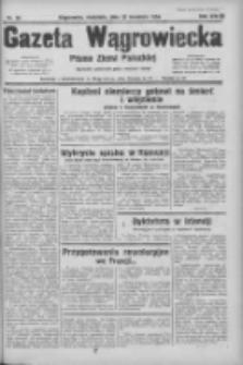 Gazeta Wągrowiecka: pismo ziemi pałuckiej 1934.04.22 R.14 Nr92