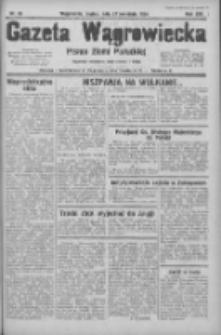 Gazeta Wągrowiecka: pismo ziemi pałuckiej 1934.04.27 R.14 Nr96