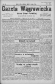 Gazeta Wągrowiecka: pismo ziemi pałuckiej 1934.05.19 R.14 Nr113