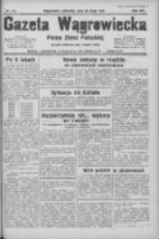 Gazeta Wągrowiecka: pismo ziemi pałuckiej 1934.05.20 R.14 Nr114