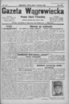 Gazeta Wągrowiecka: pismo ziemi pałuckiej 1934.06.02 R.14 Nr123