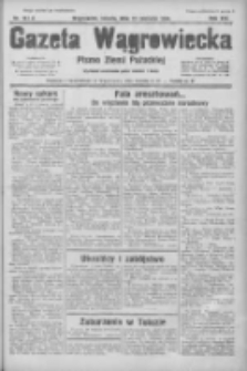 Gazeta Wągrowiecka: pismo ziemi pałuckiej 1934.06.23 R.14 Nr141