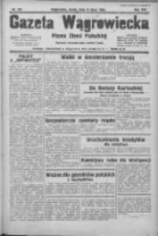 Gazeta Wągrowiecka: pismo ziemi pałuckiej 1934.07.11 R.14 Nr155