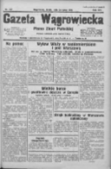 Gazeta Wągrowiecka: pismo ziemi pałuckiej 1934.07.25 R.14 Nr167