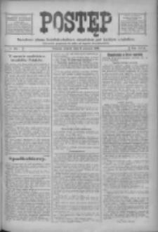 Postęp: narodowe pismo katolicko-ludowe niezależne pod każdym względem 1916.06.06 R.27 Nr128
