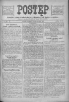 Postęp: narodowe pismo katolicko-ludowe niezależne pod każdym względem 1916.06.08 R.27 Nr130