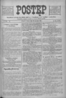 Postęp: narodowe pismo katolicko-ludowe niezależne pod każdym względem 1916.06.10 R.27 Nr132