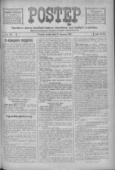 Postęp: narodowe pismo katolicko-ludowe niezależne pod każdym względem 1916.06.14 R.27 Nr134