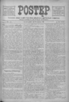 Postęp: narodowe pismo katolicko-ludowe niezależne pod każdym względem 1916.06.16 R.27 Nr136