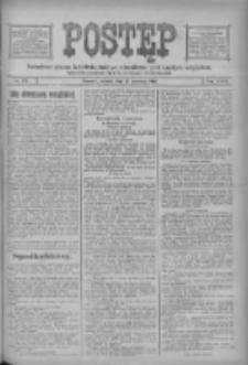 Postęp: narodowe pismo katolicko-ludowe niezależne pod każdym względem 1916.06.17 R.27 Nr137