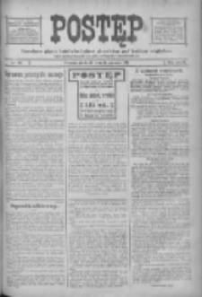 Postęp: narodowe pismo katolicko-ludowe niezależne pod każdym względem 1916.06.18 R.27 Nr138