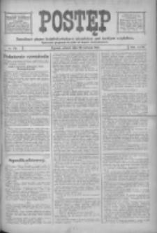 Postęp: narodowe pismo katolicko-ludowe niezależne pod każdym względem 1916.06.20 R.27 Nr139