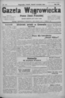 Gazeta Wągrowiecka: pismo ziemi pałuckiej 1934.09.25 R.14 Nr219