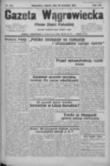 Gazeta Wągrowiecka: pismo ziemi pałuckiej 1934.09.29 R.14 Nr223