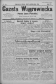 Gazeta Wągrowiecka: pismo ziemi pałuckiej 1934.10.06 R.14 Nr229