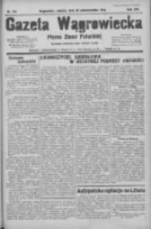Gazeta Wągrowiecka: pismo ziemi pałuckiej 1934.10.20 R.14 Nr241