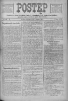 Postęp: narodowe pismo katolicko-ludowe niezależne pod każdym względem 1916.06.22 R.27 Nr141