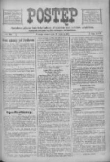 Postęp: narodowe pismo katolicko-ludowe niezależne pod każdym względem 1916.06.27 R.27 Nr144
