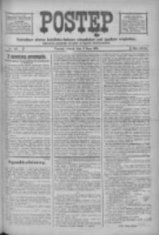 Postęp: narodowe pismo katolicko-ludowe niezależne pod każdym względem 1916.07.11 R.27 Nr155