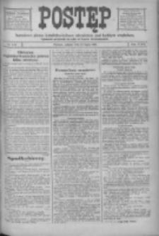 Postęp: narodowe pismo katolicko-ludowe niezależne pod każdym względem 1916.07.15 R.27 Nr159