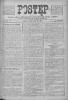 Postęp: narodowe pismo katolicko-ludowe niezależne pod każdym względem 1916.07.18 R.27 Nr161