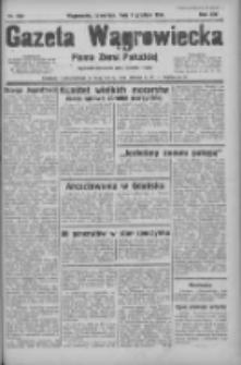 Gazeta Wągrowiecka: pismo ziemi pałuckiej 1934.12.06 R.14 Nr280