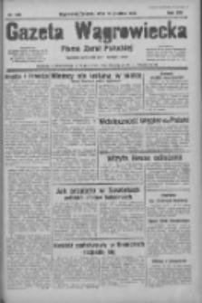 Gazeta Wągrowiecka: pismo ziemi pałuckiej 1934.12.14 R.14 Nr286