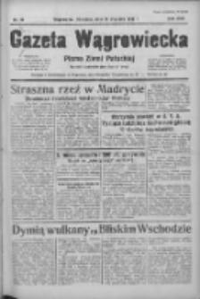 Gazeta Wągrowiecka: pismo ziemi pałuckiej 1937.01.24 R.17 Nr19