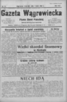 Gazeta Wągrowiecka: pismo ziemi pałuckiej 1937.03.04 R.17 Nr51