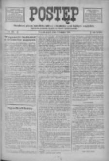 Postęp: narodowe pismo katolicko-ludowe niezależne pod każdym względem 1916.08.04 R.27 Nr176