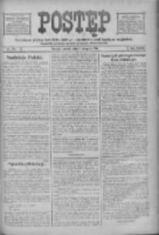 Postęp: narodowe pismo katolicko-ludowe niezależne pod każdym względem 1916.08.08 R.27 Nr179