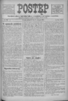 Postęp: narodowe pismo katolicko-ludowe niezależne pod każdym względem 1916.08.20 R.27 Nr189