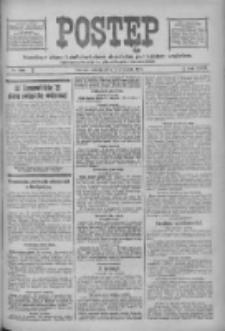 Postęp: narodowe pismo katolicko-ludowe niezależne pod każdym względem 1916.09.02 R.27 Nr200